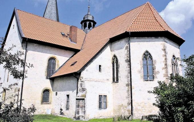 luehnder kirche