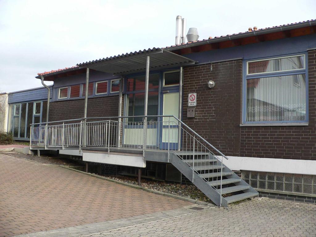 """Hermann-Busche-Haus, ehemals """"Birke"""""""