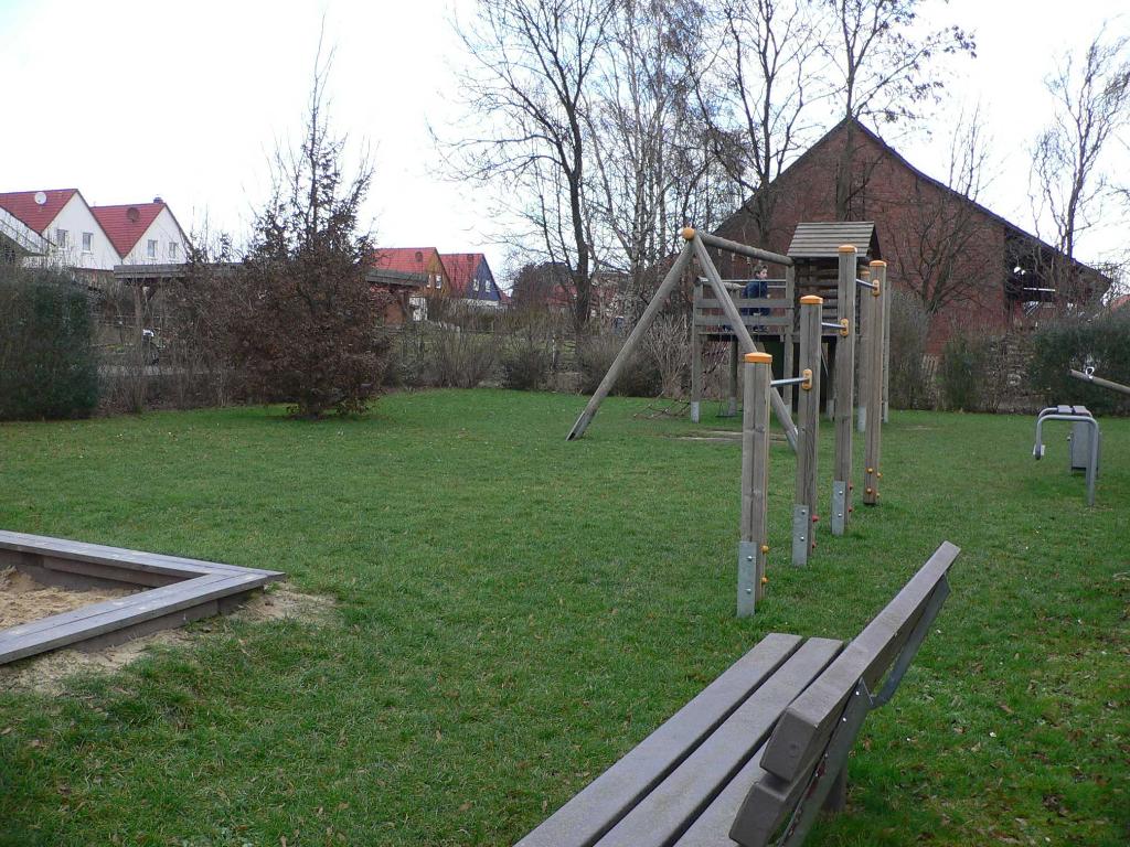 Spielplatz Steigerweg